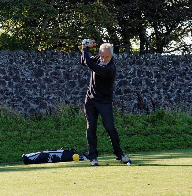 【ゴルフ上達】誰でもできる体重移動と飛距離UPのドリル