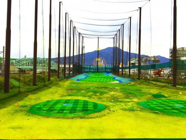 ゴルフは打ちっぱなしで目的を持って練習に取り組みましょう