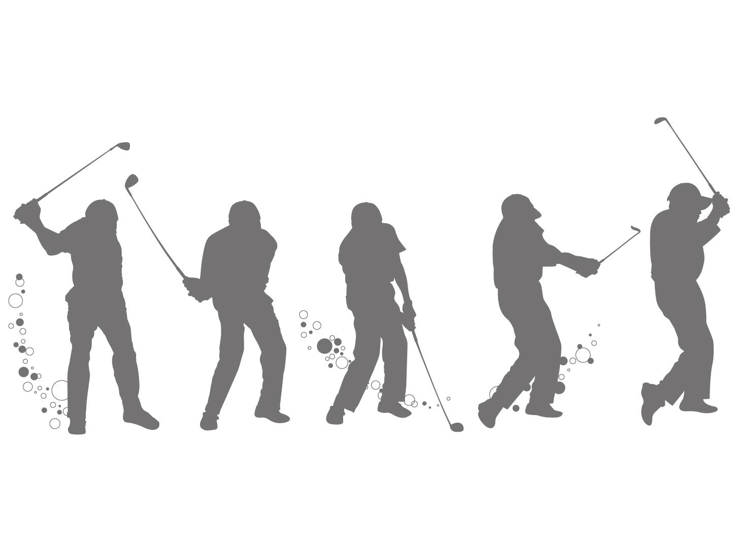 ゴルフスイングでトップで動きを止めるイメージは必要?