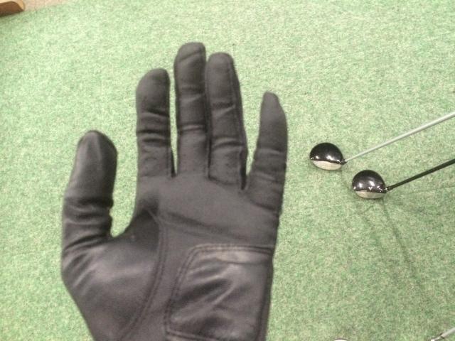【ゴルフ上達】手袋が破れるマメのできる場所はどこがいい?
