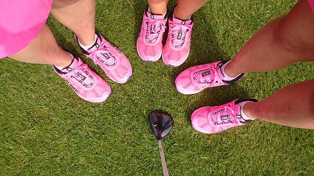 プロゴルファーを詳しく紹介!人気女子プロでかわいい6人!