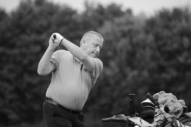 【ゴルフの基本】再現性UP!左腕はまっすぐ伸ばす!伸びる?
