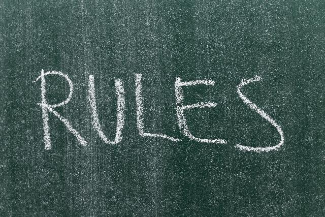 各ゴルフ場の月例競技にはローカル・ルールがあるので注意!