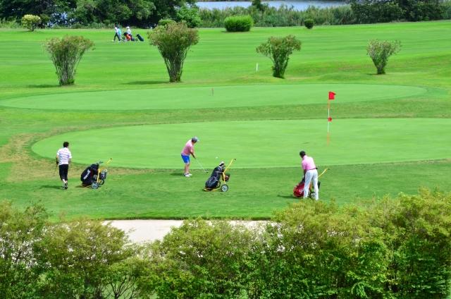 ゴルフラウンドで1日歩く距離を日常化させて変わることとは