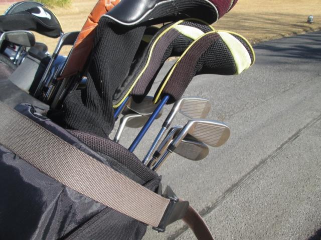 初心者へ★ゴルフ道具一式を揃える値段は幾らぐらいかかる?