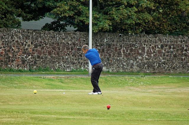 ゴルフスイングで難しい左腕の使い方について考えてみよう!