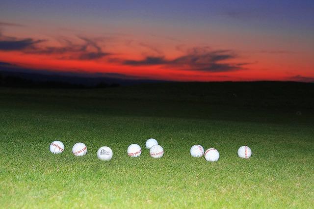 ゴルフボールのラインマーカーって本当に効果あり?なし?