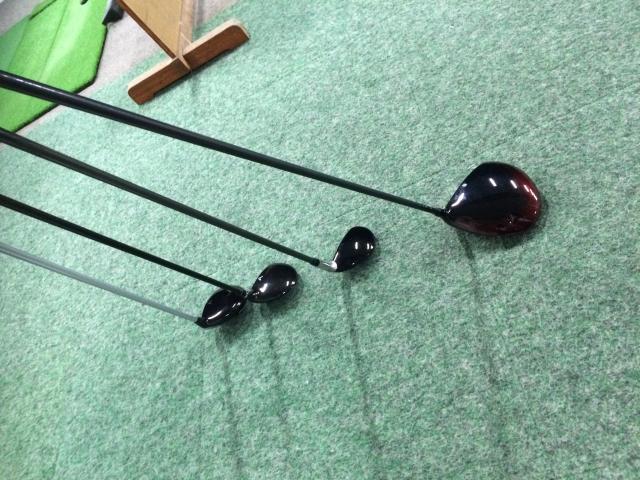 ドライバー、ヘッドの大きさの違いをゴルフの腕前から考える