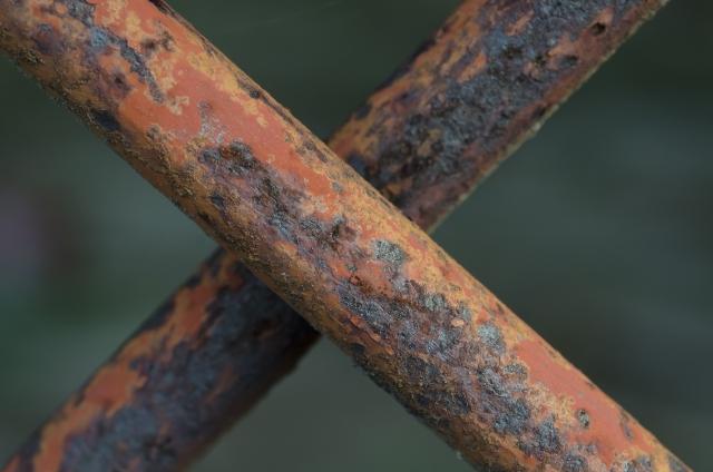 ノーメッキウェッジはガンブルーでサビ防止や傷のお手入れを