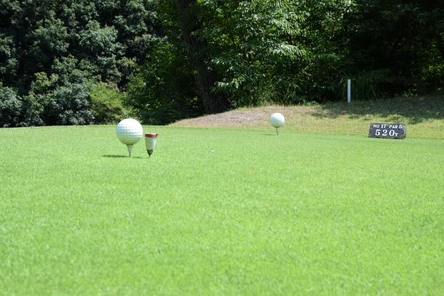 ゴルフのプレーでショットガン方式は洋式だが効率的である!