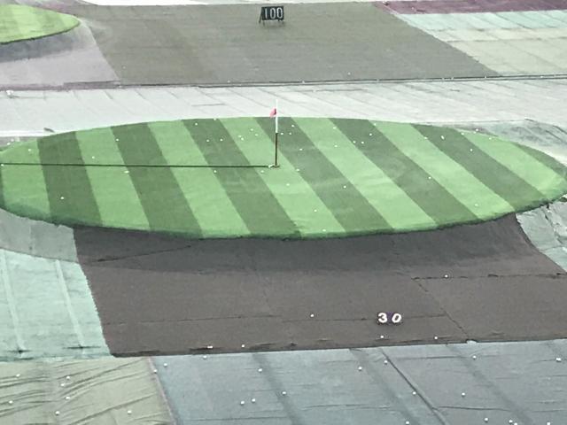 週末も会社帰りでも、都内のゴルフ練習場で腕磨きに励む!
