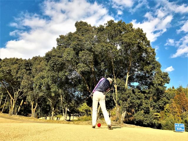 冬に運動不足で汗かかない時でも効果のあるゴルフ練習法