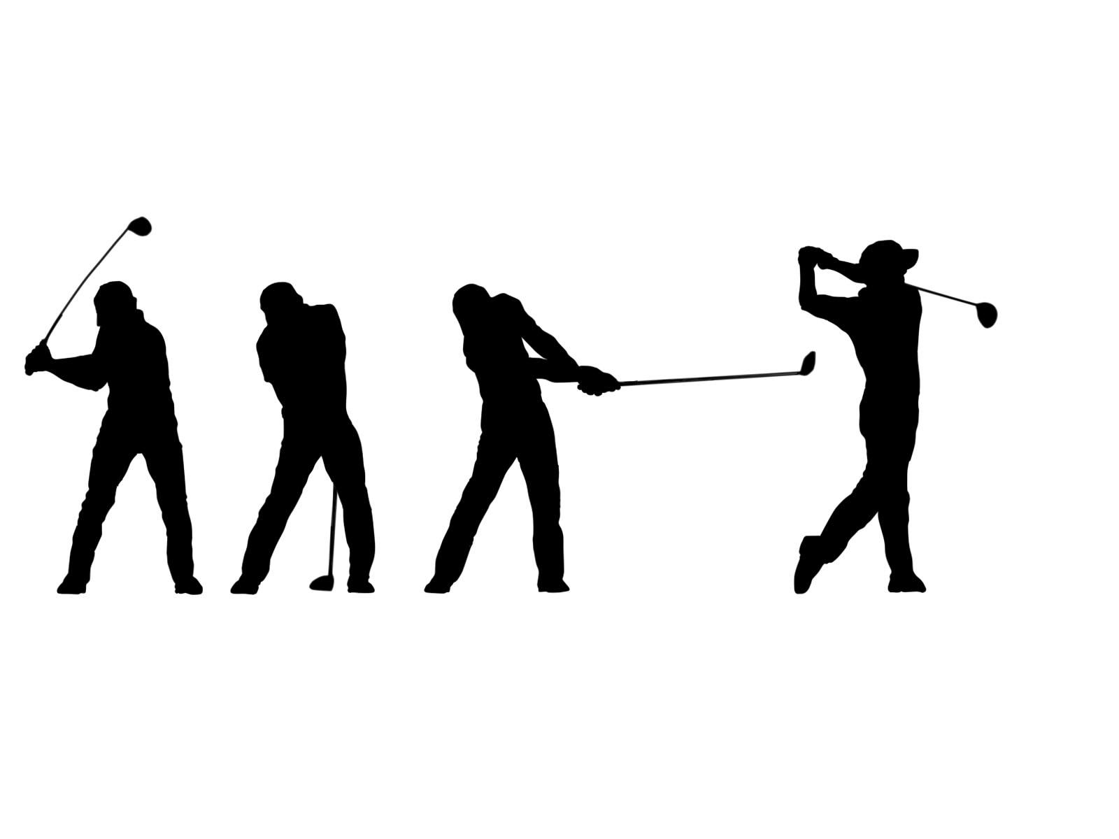 ゴルフスイングの定石、終始左手リードの方が球が曲がらない