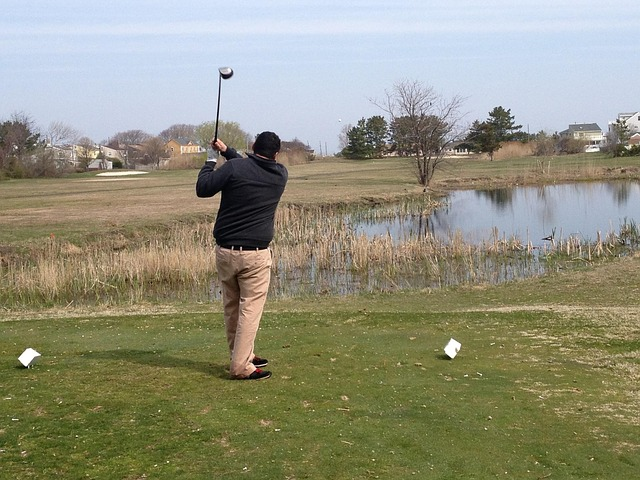 ゴルフフォームの動画を撮ってみよう!客観視で気づきあり!