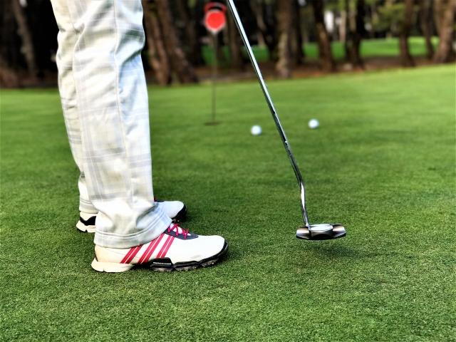 ゴルフ初心者のためのゴルフ用語解説、グリーンの速さ計測