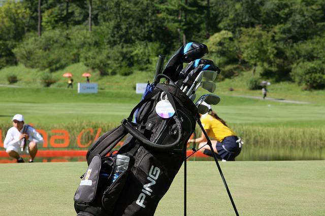 【ゴルフルール規則】使えるクラブの本数は最高14本まで
