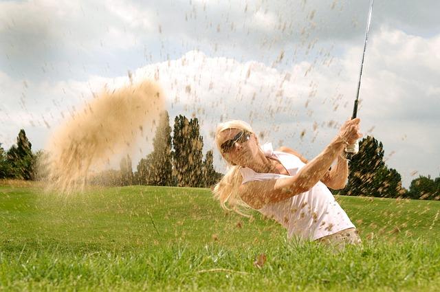 ゴルフのスコアアップを目指す練習法と上達の秘訣をまとめる