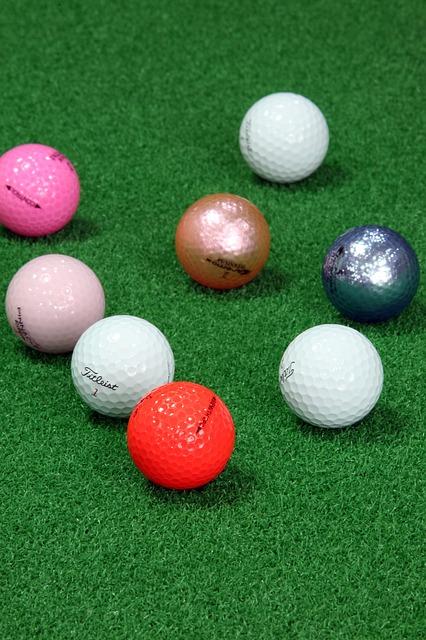 ヘッドスピードの遅いゴルファーが選ぶベストなボールとは