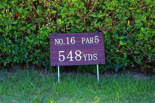 ゴルフはミート率が大事!スピン量や飛距離を左右する!