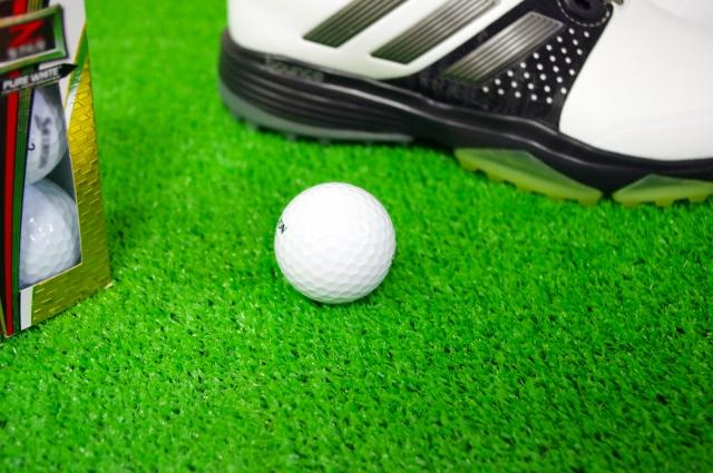 ゴルフボールに寿命はあるの?新品未使用なら問題ない?