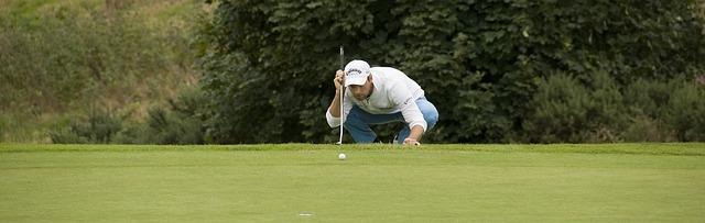 ゴルフラウンドが楽しくなる簡単なグリーンでの傾斜の読み方
