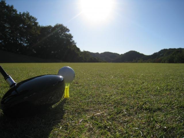 ゴルフでは、ドライバーのロフト角を自分の適性にしよう!