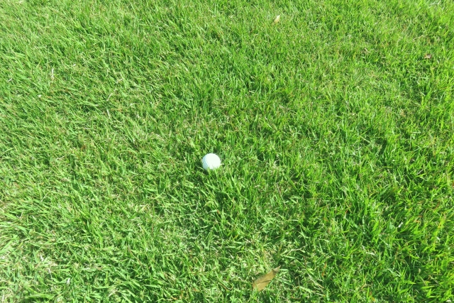 ゴルフコースで上手いラフショットが打てるための練習法とは