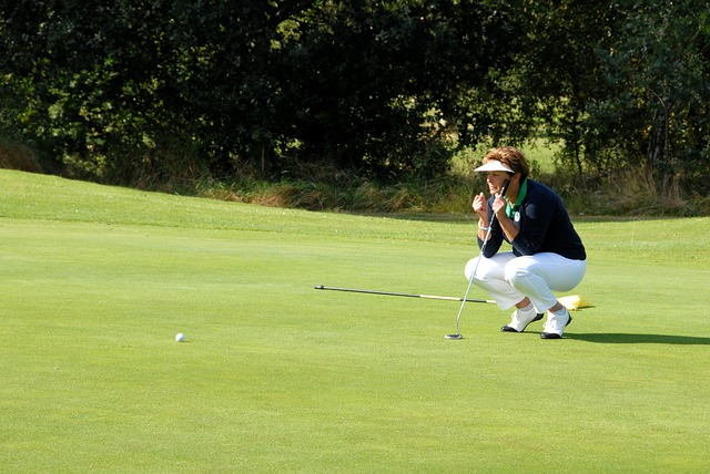 ゴルフ上達にはグリーンの傾斜の読み方をマスターしよう!