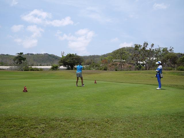 男性ゴルファーに負けてないLPGAの飛距離ランキング上位者達