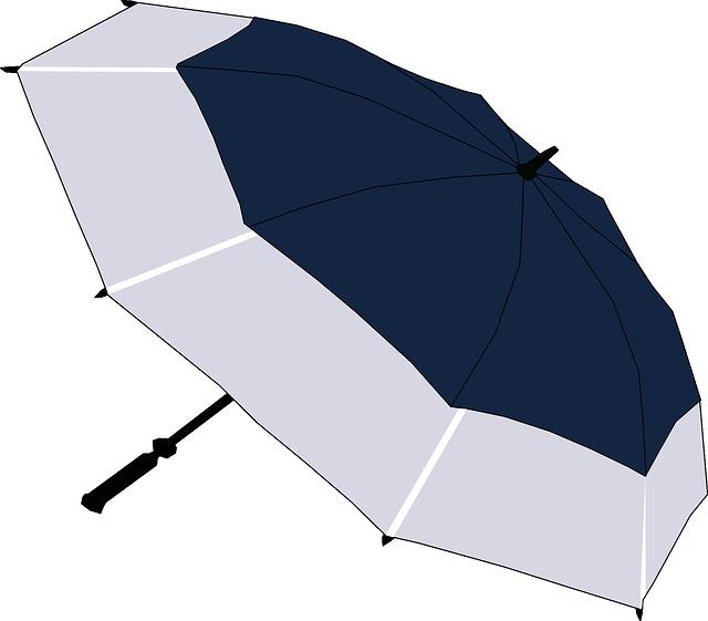 ゴルフクラブが雨で濡れてグリップが滑る原因と対策法