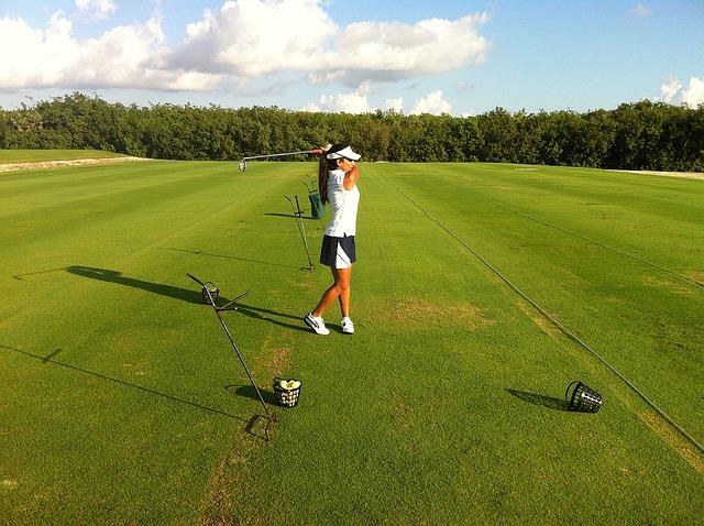ゴルフグリップを替えよう!女性ゴルファーこそ拘って欲しい