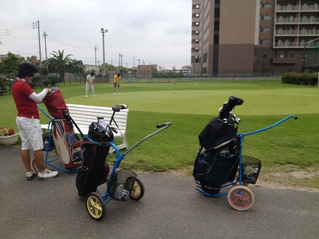 各ゴルフ場で行われる月例杯や競技会でのスコアカード書き方
