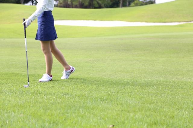 ゴルフのスコア管理アプリにレディースティーがない時がある