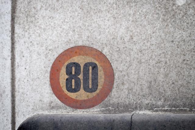 ゴルフスコアで80台はどのくらいうまいレベルになるのか
