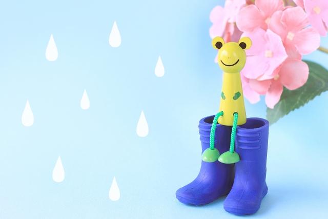 ゴルフの日が雨でも靴の中に入る雨が気にならないための準備