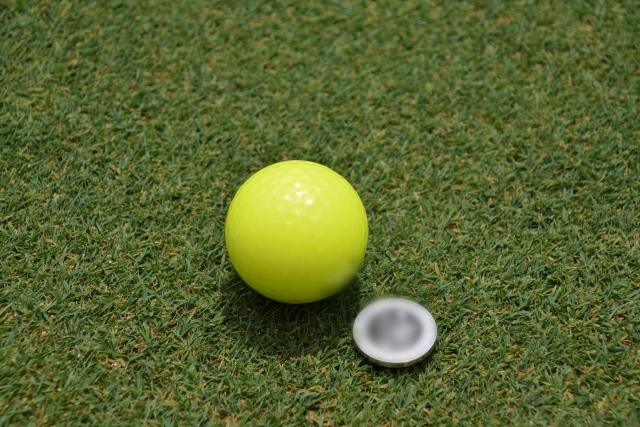 ゴルフマーカーを100均グッズで自分だけのオリジナルに!