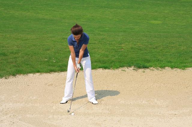 ゴルフスイングの極意!『左腕の外旋』でミート率アップ!