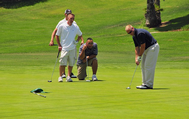 ゴルフの握りでオリンピックの話を聞くけれど、何なのコレ?