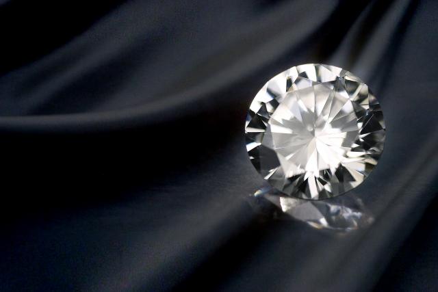 ゴルフの握りのオリンピックにダイヤモンドというレアケース