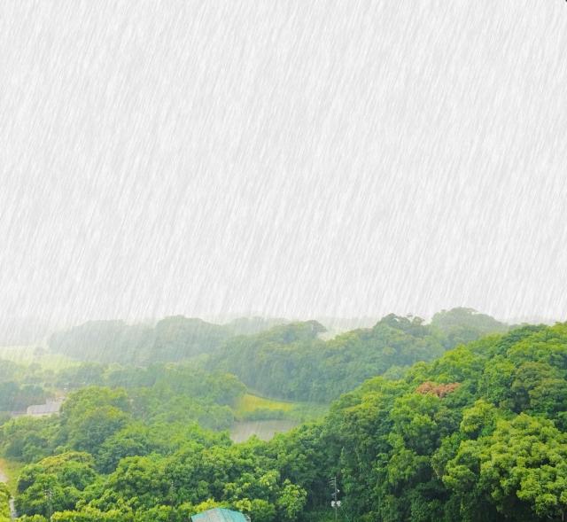 ゴルフ上達のため打ちっぱなしは雨の日に積極的に利用すべし