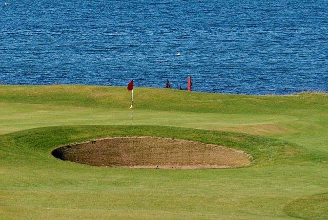 全英オープン!世界最古ゴルフトーナメントのバンカーが凄い