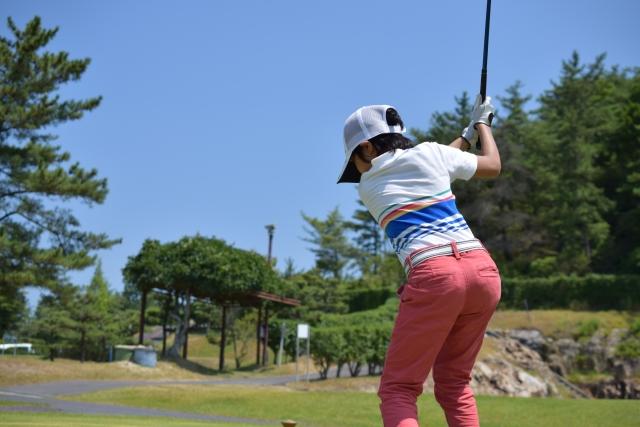ゴルフスイングに重要な捻転を身につける肩の回転ドリル