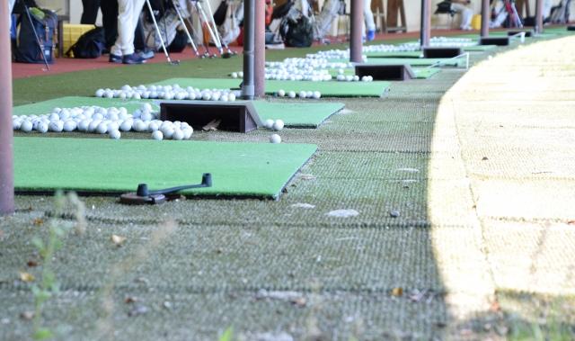 ゴルフの練習量は上手に工夫していいスコアで上がろう