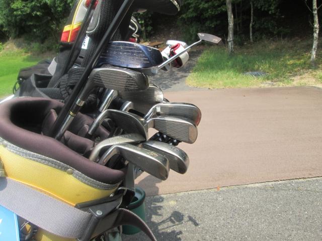 ゴルフを始めた頃は道具の名称を聞いてもピンとこなかった