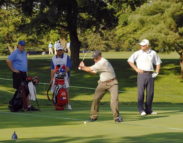 スコアが伸びるゴルフのボディターンを身につける練習ドリル