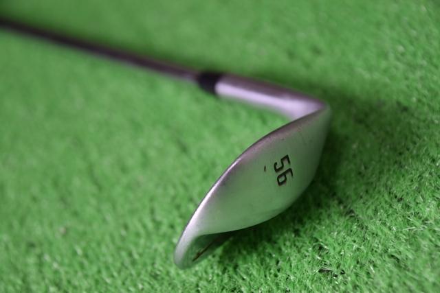 ゴルフクラブに56度を入れる理由に飛距離は関係ない