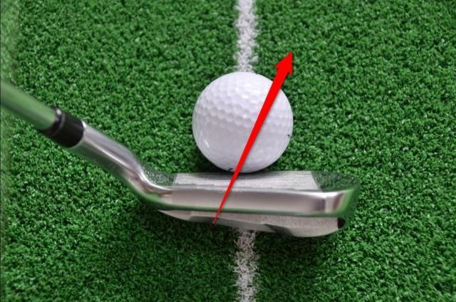 ゴルフスイングでドローボールを打ち分けるための基本原理