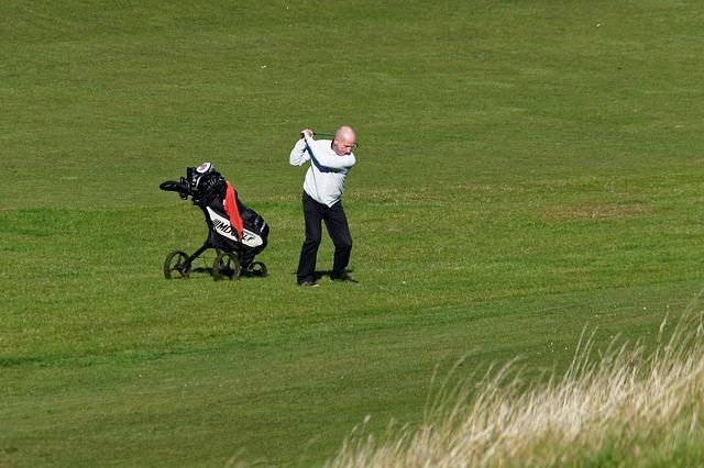 ゴルフの捻転とスライスの関係性