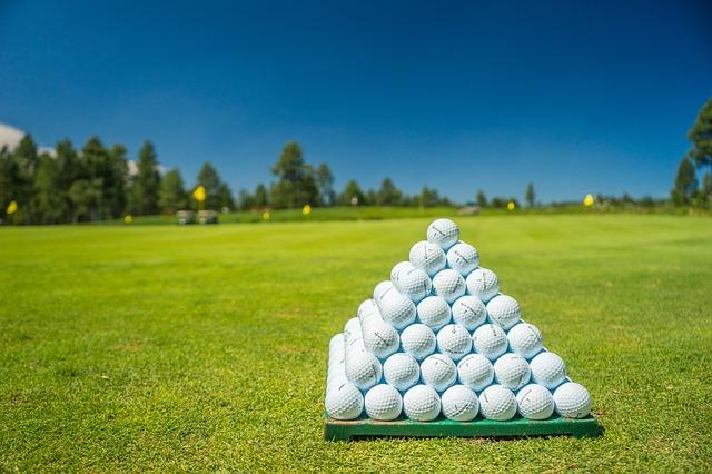 ゴルフ練習場だけ打てない場合はすぐに修正することができる