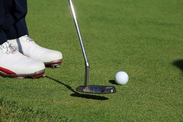 ゴルフルールでのパター2本の是非とその効果について